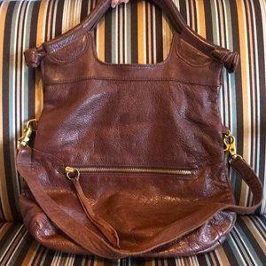 Foley & Corinna genuine leather handbag